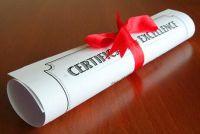 """Document tekst voor een geschenk aan de """"beste leraren"""" zich te onderwerpen"""