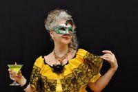 Grijs haar kleur voor carnaval - zodat je het goed