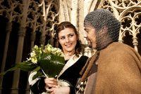 Middeleeuwse bruiloft douane - Nuttig
