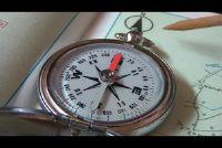 Gebruik kompas - dus je kunt niet verdwalen