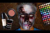 Halloween make-up - ideeën en tips