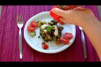 Quinoa salade - recept voor de Power Salad