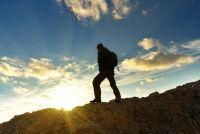 Leer bergbeklimmen - dus het zal werken