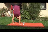 Leer cartwheels - hoe het werkt