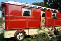 Bouw een trailer een klein appartement zelf