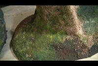 Bouwen kunstmatige rots zelf - hoe het werkt