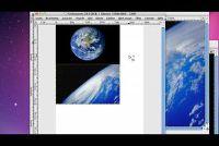 Combineer twee afbeeldingen - hoe het werkt met GIMP