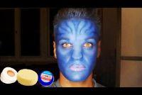 Maak Avatar kostuum zelf