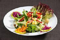 Knorr Salatkrönung - verlicht de ingrediënten