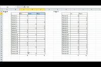 Evalueer Excel vragenlijst - hoe het werkt