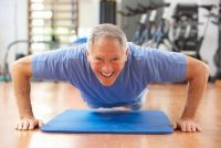 Sport oefeningen thuis - zodat u fit te houden door eenvoudige middelen