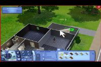 Build trappen In Sims 3 - hoe het werkt