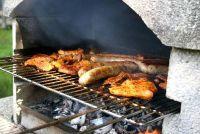 Fireplace Grill zelf bouwen