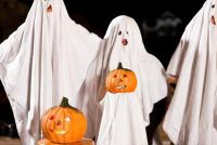 Halloween - kostuums sleutelen lage zelf