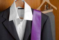 Suit en shirts - dus het samen stijlvol past