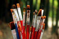 Dry-brush techniek - schilderen als getrokken