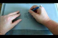 Maak muur stencil zelf - Instructies