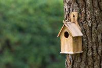 Building instructies - Futterhaus voor vogels
