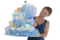 Organiseer baby shower