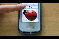 Gebruik schaal app - hoe het werkt
