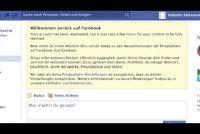 Facebook activeren - hoe het werkt