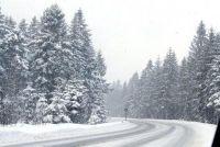 Stel sneeuw in Euro Truck Simulator - hoe het werkt