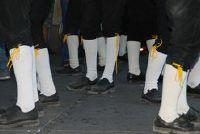 Passende schoenen voor de leren broek - zodat je kleden voor het Oktoberfest