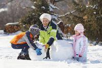 Ontdek sneeuw en ijs met kinderen - Game Ideeën