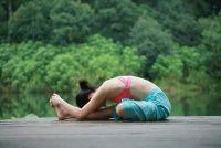 Naai handtas zelf - instructies voor een yoga-tas