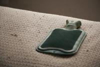 Ontdoen van de geur van rubber warm water fles - hoe het werkt