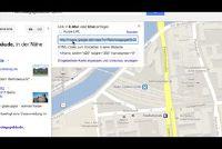 Om een kaart te kopiëren van Google Maps - Hoe het werkt