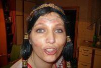 Maak kostuum zelf zonder Nähkenntisse - Indische