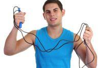 Seilspringen- effectief stimuleren het calorieverbruik