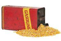 Bij het gebruik van schimmel ethanol