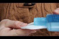 Verwijder waterproof mascara - dus het werkt
