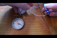Magnetische zelf bouwen - de bouw van instructies voor een elektromagneet