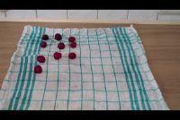 Kersen Store - Hoe om de vruchten te slaan