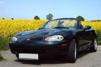 Mazda 5 - een handleiding voor het instellen van de stand van gas