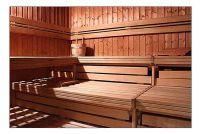 Naakt in de sauna - dus je socialiseren terwijl zweten