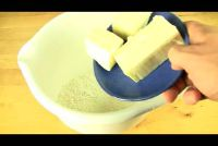 Kruimeldeeg zonder ei - recept