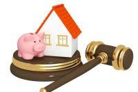 Echtscheiding: House of payoff?  - Te stemmen met de echtscheidingszaak op Grundvermögen