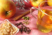 Children's punch - een recept met appelsap
