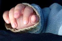 Gebreid vest - zodat het mogelijk is voor baby's