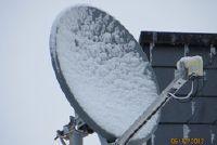 Gebruik TV met geïntegreerde satellietontvanger - hoe het werkt