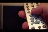 Programmering van de afstandsbediening code - dus het is mogelijk