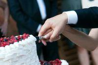 Cake topper - dus je sleutelen cijfers voor de bruidstaart