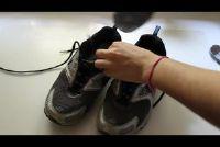 Verwijder geur uit schoenen - hoe het werkt