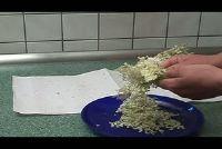Recept - vlierbloesem siroop
