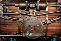Bouw van een stoommachine