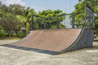 Skateboard oprit build - Instructies